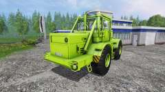 К-700А Кировец [многокрасочный] для Farming Simulator 2015