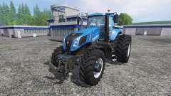 New Holland T8.275 Twin Wheels
