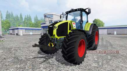 CLAAS Axion 950 для Farming Simulator 2015