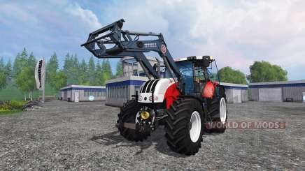 Steyr CVT 6230 v1.2 для Farming Simulator 2015