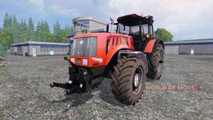 Беларус-3022 ДЦ.1 v2.0 для Farming Simulator 2015