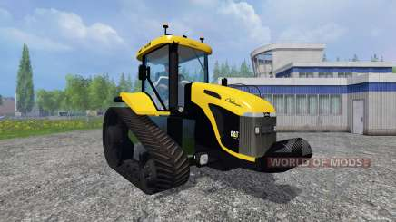Caterpillar Challenger MT765B v2.0 для Farming Simulator 2015