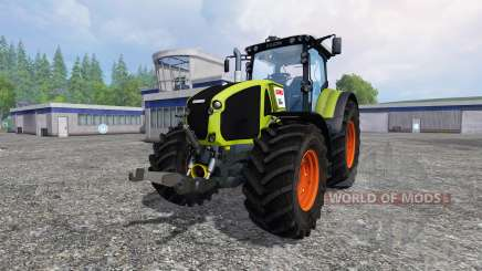 CLAAS Axion 950 v2.0 для Farming Simulator 2015