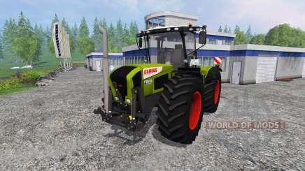 CLAAS Xerion 3300 TracVC [washable] v5.0 для Farming Simulator 2015