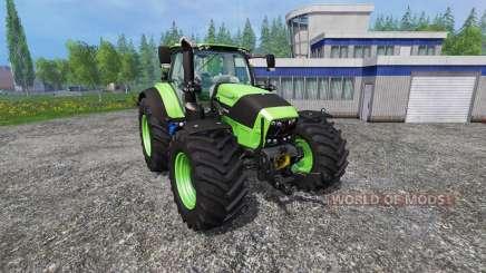 Deutz-Fahr Taurus v1.1 для Farming Simulator 2015