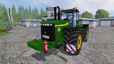 John Deere 9420 для Farming Simulator 2015