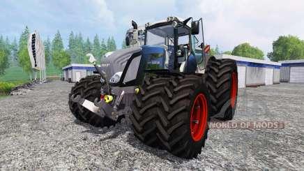 Fendt 828 Vario Black Beauty v2.0 для Farming Simulator 2015