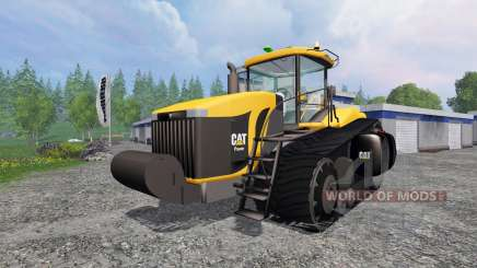 Caterpillar Challenger MT865B v1.2 для Farming Simulator 2015