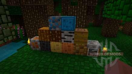 Decor Resource Pack [32x][1.8.8] для Minecraft