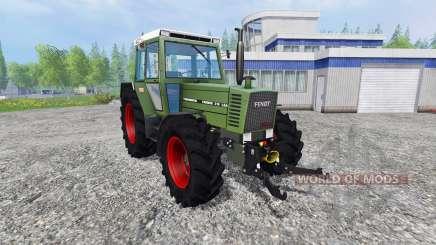 Fendt Farmer 310 LSA для Farming Simulator 2015