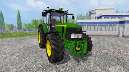 John Deere 6930 Premium FL [fixed] для Farming Simulator 2015