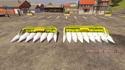 Жатки CLAAS Conspeed 6 и CLAAS Conspeed 8 для Farming Simulator 2013