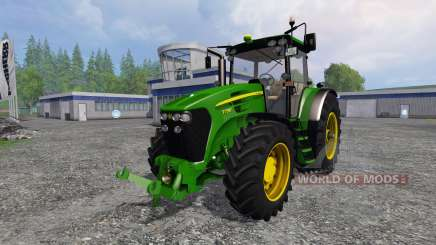 John Deere 7730 v2.5 [Fixed] для Farming Simulator 2015