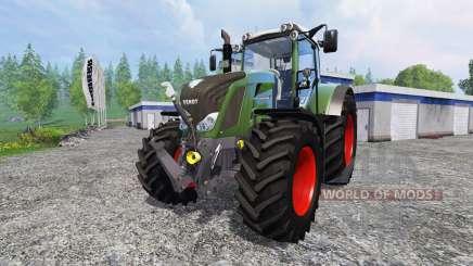 Fendt 828 Vario [fixed] для Farming Simulator 2015
