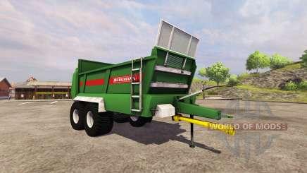 Bergmann TSW 4190 v2.0 для Farming Simulator 2013