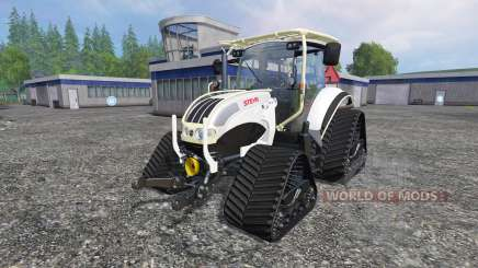 Steyr Multi 4115 [power] для Farming Simulator 2015
