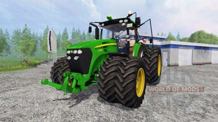 John Deere 7730 для Farming Simulator 2015