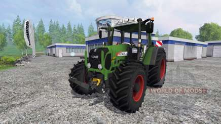 Fendt 414 Vario TMS v3.0 для Farming Simulator 2015