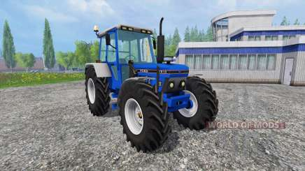 Ford 7810 для Farming Simulator 2015