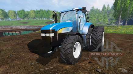 New Holland TM7040 для Farming Simulator 2015