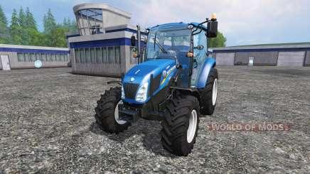 New Holland T4.65 4WD v2.0 для Farming Simulator 2015