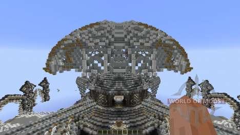 Server spawns для Minecraft