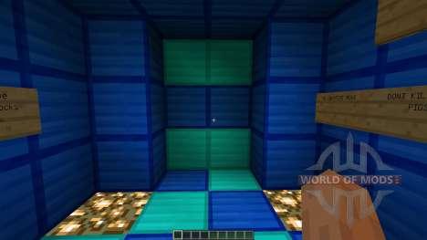 Parkour Map For PrestonPlayz для Minecraft