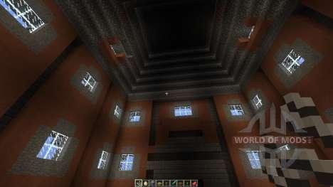 005 Cubic town house для Minecraft