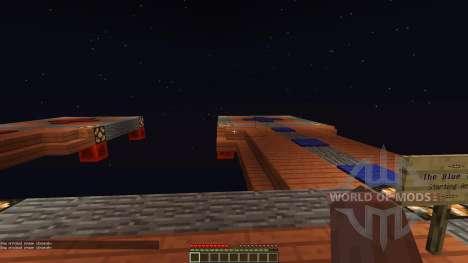 SPIRAL Race for the Wool [1.8][1.8.8] для Minecraft