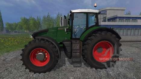 Fendt 1050 Vario v3.0 для Farming Simulator 2015