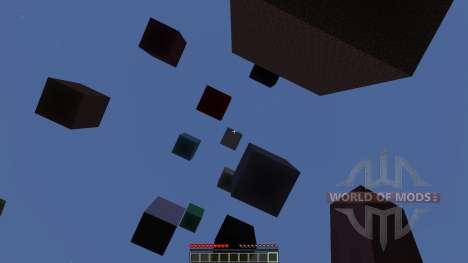 Cube Block Worlds Hostile Worlds для Minecraft