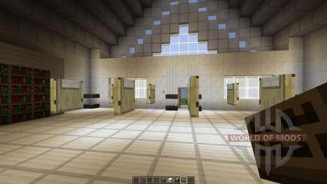 Secret Self-Destruct House для Minecraft