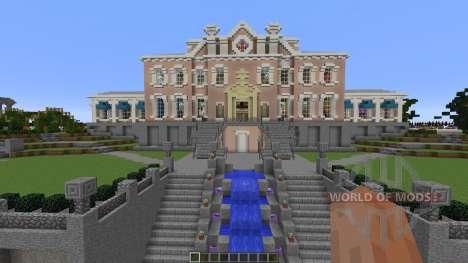 Snows Mansion для Minecraft