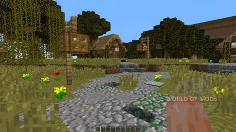 Minecraft Zombie Survival Map для Minecraft