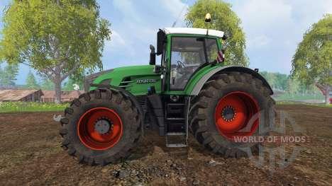 Fendt 936 Vario v3.0 для Farming Simulator 2015