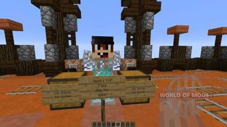 ParkourRaceMesaColor для Minecraft