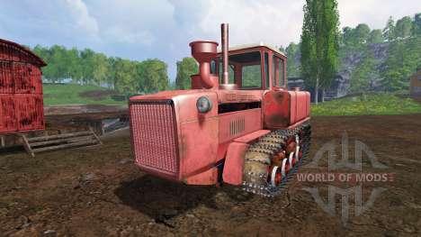 ДТ-175С v2.1 для Farming Simulator 2015