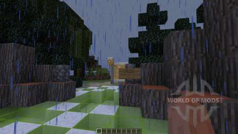Lobby Minigame для Minecraft