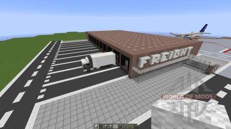 Fort Pierce Regional Airport для Minecraft