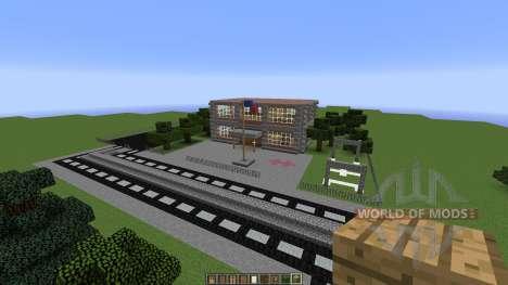 Dover Chase [1.8][1.8.8] для Minecraft