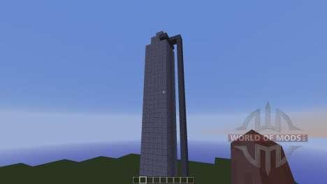 SpaceShip для Minecraft