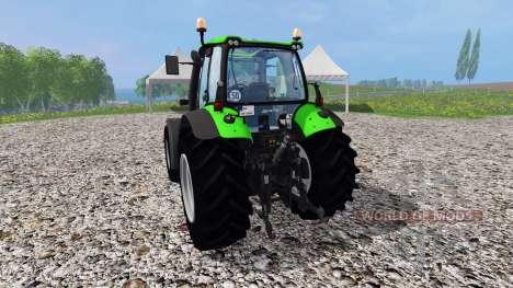 Deutz-Fahr Agrotron 6160 v0.9 для Farming Simulator 2015
