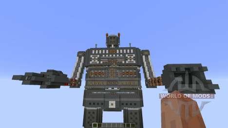 The Robot для Minecraft