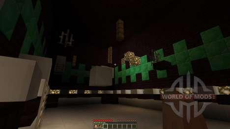 Herobrine Parkour Map 1 для Minecraft