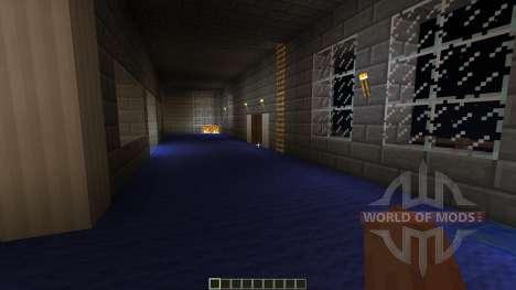 Castle Mansion House для Minecraft