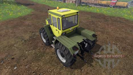 Mercedes-Benz Trac 1800 Intercooler для Farming Simulator 2015