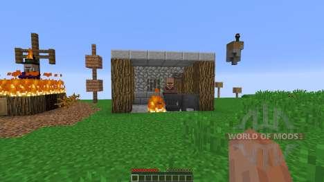 Sidequest Island для Minecraft