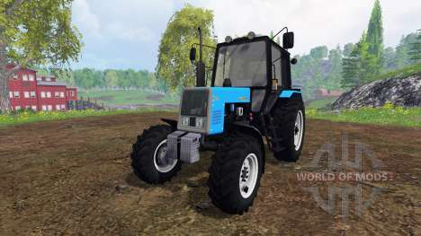 МТЗ-892 v1.5 для Farming Simulator 2015