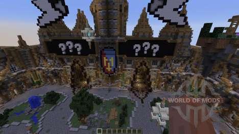 Hub Spawn для Minecraft