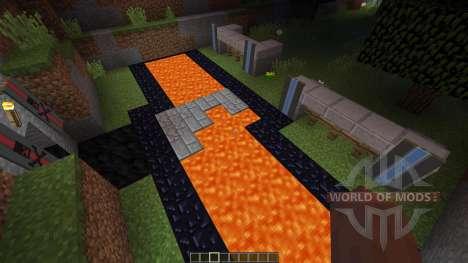 Defend the gate 2 для Minecraft